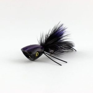 Surface Seducer – Double Barrel Bass Bug Popper Fly
