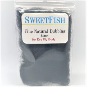 Fine Natural Dubbing(for Dry Fly)