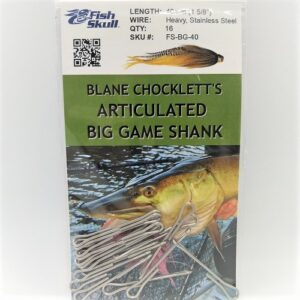 Articulated Big Game Shank